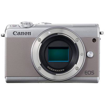 Systemkamera Canon Canon EOS M100 Body grau Gehäuse (Body), inkl. Akku 25.8 Mio. Pixel Gra Preisvergleich