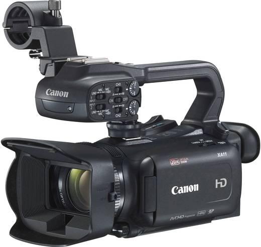 Canon Canon XA 11 Profi Camcorder 7.6 cm 3 Zoll 3.09 Mio. Pixel Opt. Zoom: 20 x Schwarz