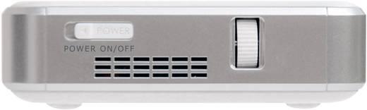 Telefunken Beamer DLP300 DLP Helligkeit: 300 lm 854 x 480 WVGA 300 : 1 Weiß