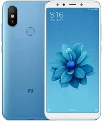 Xiaomi MI A2 DUAL 32 Smartphone Dual-SIM 32 GB 15.2 cm (6 Zoll) 20 Mio. Pixel, 12 Mio. Pixel Android™ 8.1 Oreo Blau