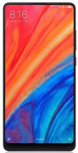 Xiaomi MI MIX2 S DUAL 128 Smartphone Dual-SIM 128 15.2 cm (6 Zoll) 12 Mio. Pixel Android™ 7.1 Nougat Schwarz