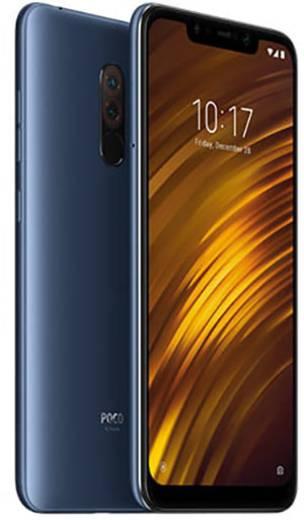 Xiaomi POCOPHONE F1 DUAL 64 Smartphone Dual-SIM 64 GB 15.2 cm (6 Zoll) 12 Mio. Pixel, 5 Mio. Pixel Android™ 8.1 Oreo Bla
