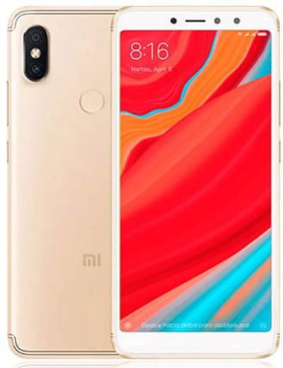 Xiaomi REDMI S2 DUAL 64 Smartphone Dual-SIM 64 GB 15.2 cm (5.99 Zoll) 12 Mio. Pixel, 5 Mio. Pixel Android™ 8.1 Oreo Gold