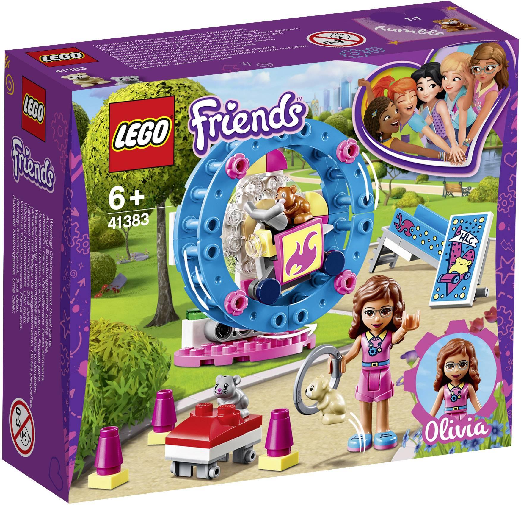 Lego Friends Olivias Cupcake-Café günstig kaufen 41366