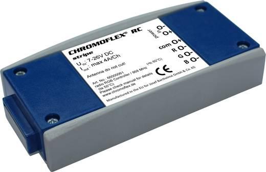 LED-Dimmer Barthelme CHROMOFLEX III RC Stripe 868.3 MHz 20 m 116 mm 52 mm 22 mm