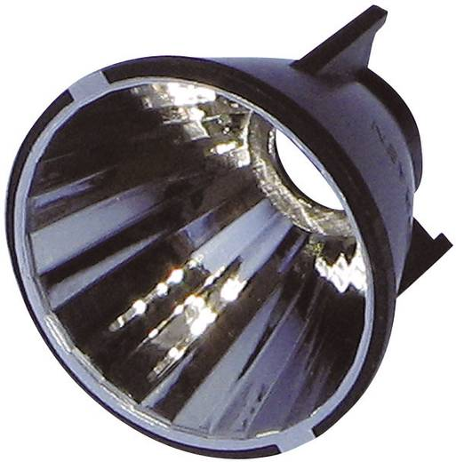 LED-Reflektor Schwarz, Chrom 7 ° Anzahl LEDs (max.): 1 Für LED: Cree® XR-E Barthelme 63400036