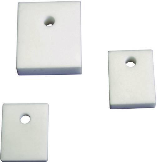 Isolierscheibe (L x B) 23 mm x 20 mm Passend für TO-220F QuickCool 5061-00305 1 St.