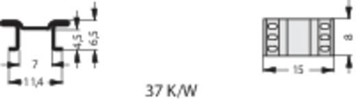 Kühlkörper 37 K/W (L x B x H) 8 x 15 x 6.5 mm D-PAK, LF-PAK Fischer Elektronik FK 250 06 LF PAK
