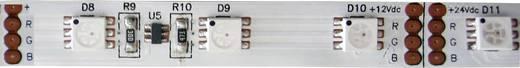 LED-Streifen mit Lötanschluss 12 V 6 cm RGB ledxon 9009045 9009045