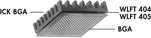 Kühlkörper 13.8 K/W (L x B x H) 40 x 40 x 10 mm Fischer Elektronik ICK BGA 40 x 40 x 10
