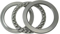 Image of FAG 51100 Rillenkugellager axial Außen-Durchmesser: 24 mm Drehzahl (max.): 13000 U/min