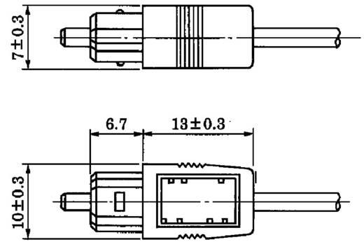 LWL-Steckverbinder Toshiba TOCP 155 K Steckverbinder