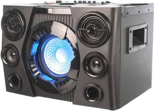 Dual DSBX 110 Party Lautsprecher 80 W 1 St.