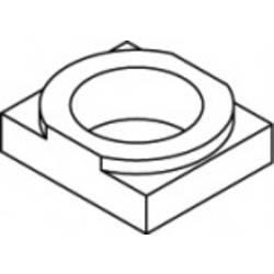 Image of Artikel 82021 Temperguss W feuerverzinkt LINDAPTER-Rezessfüllplatten W, zur Erzielung glatter Auflagen Abmessung: W 10 /