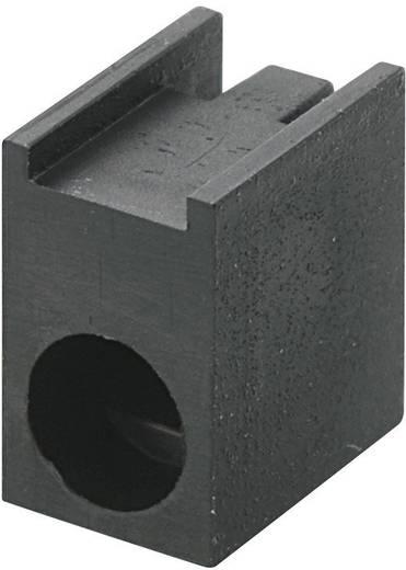 LED-Abstandshalter 1fach Schwarz Passend für LED 3 mm 1c. Marke KSS PLD1-3A