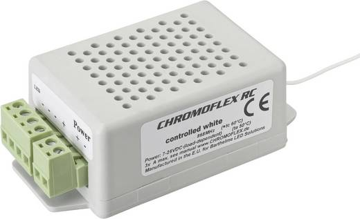 LED-Dimmer Barthelme CHROMOFLEX III RC controlled white I350 868.3 MHz 20 m 97 mm 51 mm 35 mm