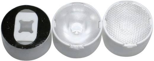 LED-Optik 25 ° Anzahl LEDs (max.): 1 Für LED: Cree® XP-G, Cree® XP-E, Cree® XP-C Barthelme FA10838_Tina-XP-G-W