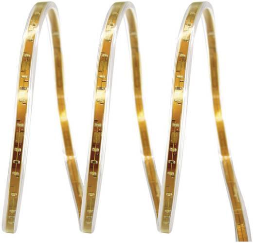 LED-Streifen mit Lötanschluss 12 V 100 cm Kalt-Weiß ledxon RiBBONSLIM TOP 2000036