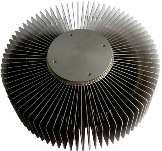 Heatpipe-Säulenkühlkörper (Ø x H) 114 mm x 55 mm QuickCool QL-11456AL-33S