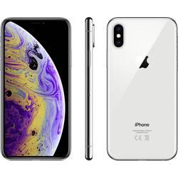 "Apple iPhone XS, 14.7 cm (5.8 "", 256 GB, 12 MPix, strieborná"