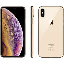 "Apple iPhone XS, 14.7 cm (5.8 "", 256 GB, 12 MPix, zlatá"