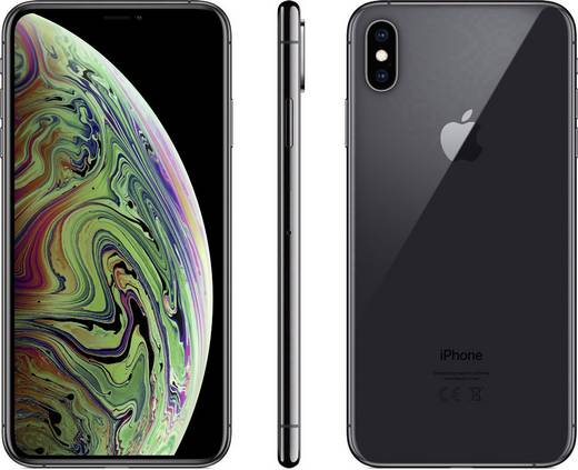 Apple iPhone XS Max 256 GB Spacegrau