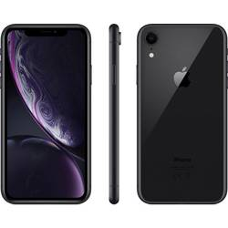 IPhone Apple iPhone XR, 15.5 cm (6.1 palca, 64 GB, 12 MPix, čierna