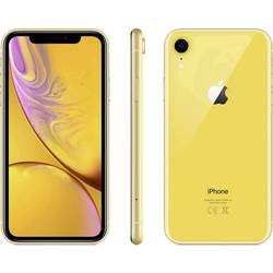 IPhone Apple iPhone XR, 15.5 cm (6.1 palca, 64 GB, 12 MPix, žltá