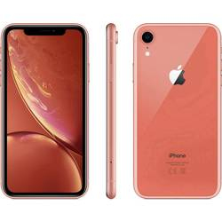 IPhone Apple iPhone XR, 15.5 cm (6.1 palca, 128 GB, 12 MPix, koralová