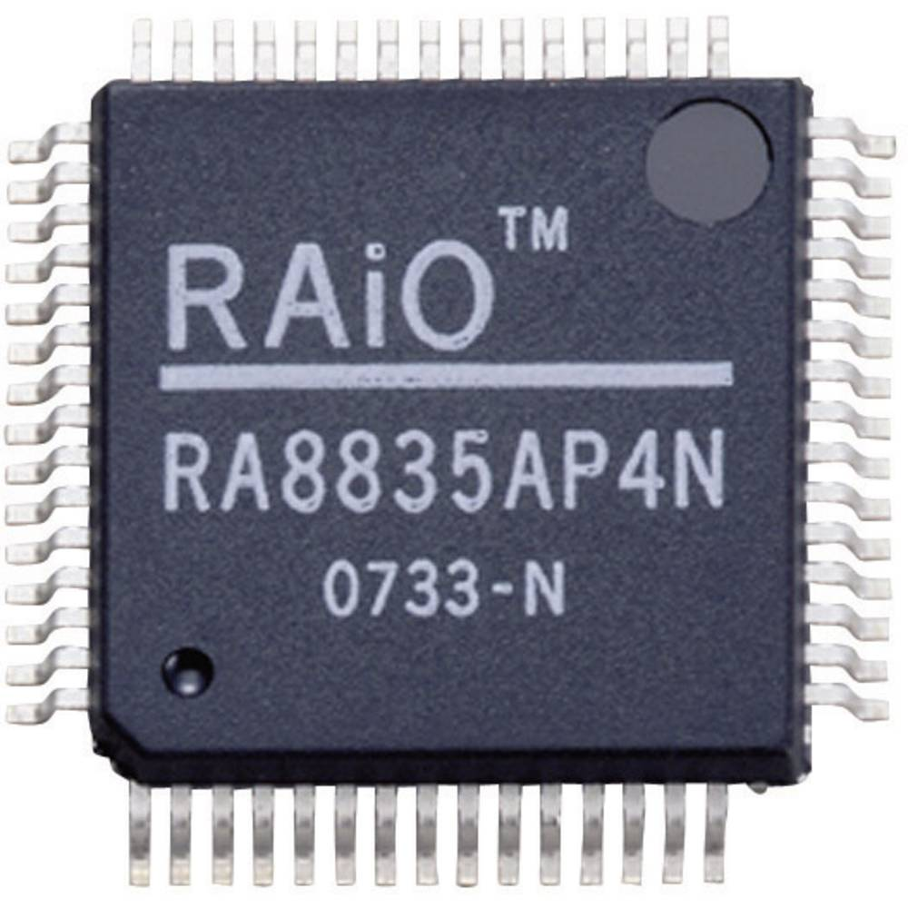 LCD-Controller for monochrome text and graphic displays RA8835AP4N ...