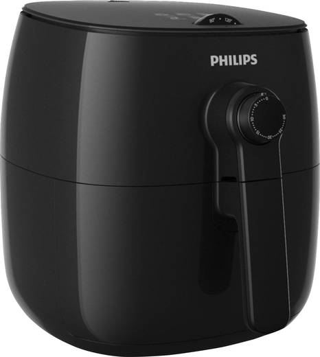 Philips Viva Collection Airfryer Heissluft Fritteuse 1425 W Schwarz