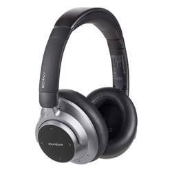 Over-Ear-Kopfhörer, die das Ohr dank Polsterung komplett umschließen.