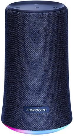 Image of Anker Soundcore Flare Bluetooth® Lautsprecher AUX, Wasserfest Blau
