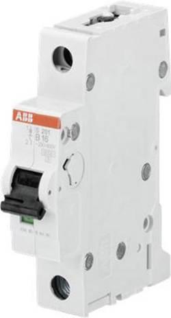 Elektrický jistič ABB 2CDS251001R0135, 1fázový, 13 A
