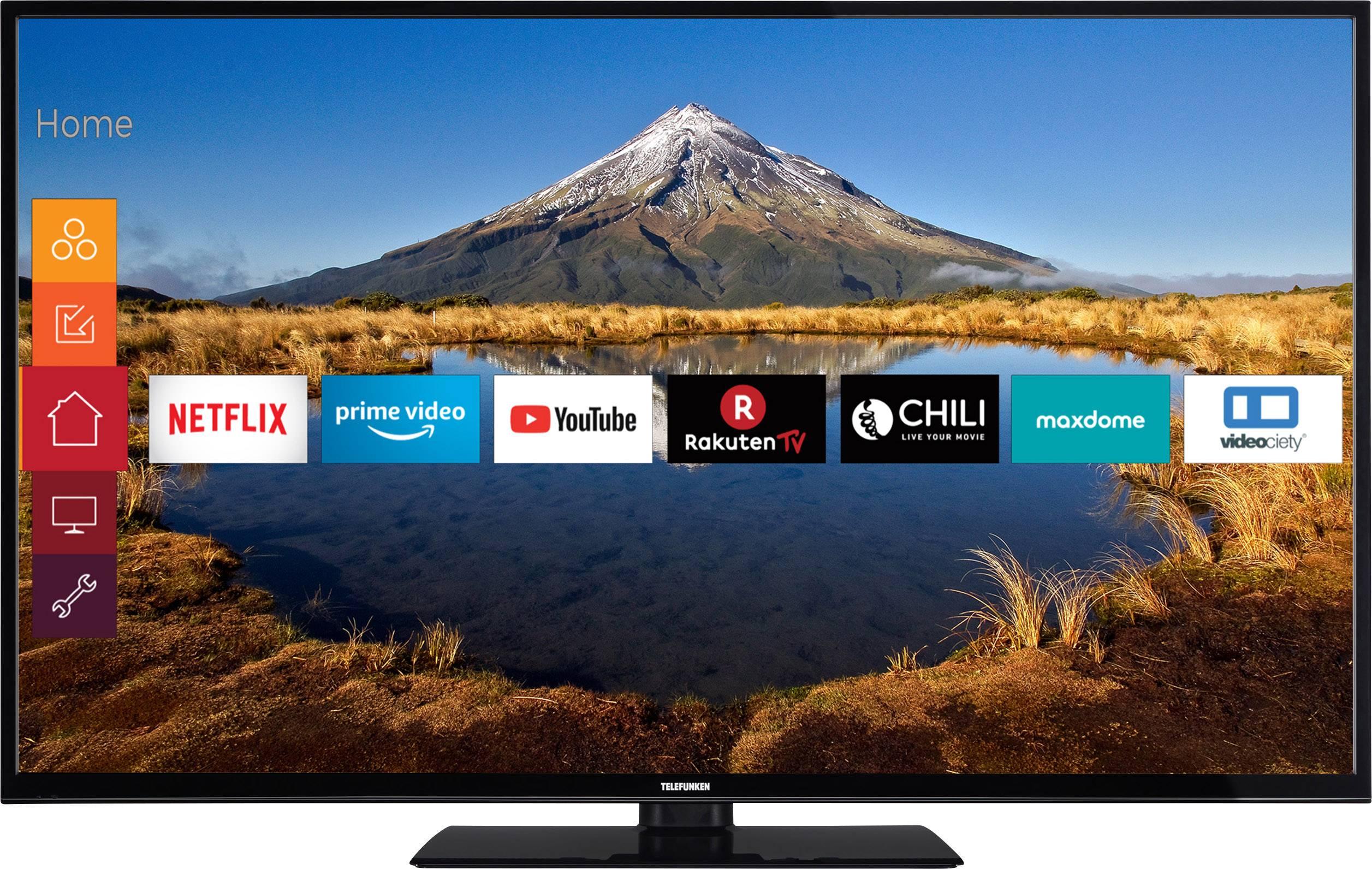 Telefunken Fernseher Vestel : Telefunken tv günstig online kaufen bei conrad