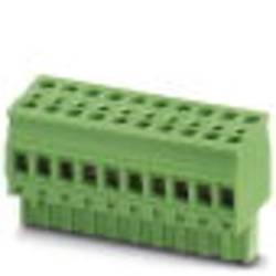 Zásuvkové puzdro na dosku Phoenix Contact TVMSTB 2,5/ 3-ST-5,08 1719011, pólů 3, rozteč 5.08 mm, 50 ks