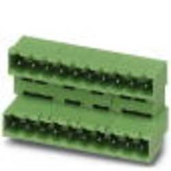 Zásuvkové puzdro na dosku Phoenix Contact MDSTBA 2,5/ 3-G 1846522, pólů 3, rozteč 5 mm, 50 ks