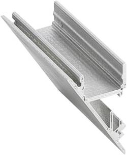 Profilé Barthelme 62398401 aluminium (L x l x h) 1000 x 23.4 x 37.2 mm au mètre