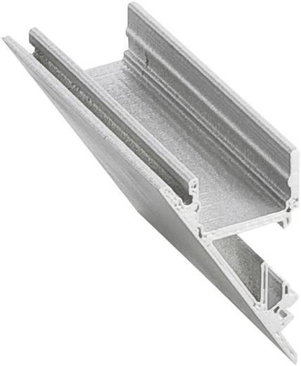 Profil Aluminium (L x B x H) 1000 x 23.4 x 37.2 mm Barthelme 62398401 62398401 62398401