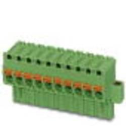 Zástrčkový konektor na kábel Phoenix Contact FKCVR 2,5/ 3-STF 1909896, pólů 3, rozteč 5 mm, 50 ks