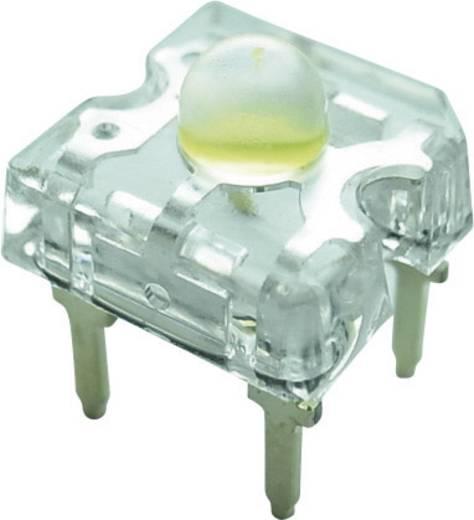 LED bedrahtet Weiß Rechteckig 7.6 x 7.6 mm 50 ° 30 mA 3.2 V Yoldal YSF-W319EHY