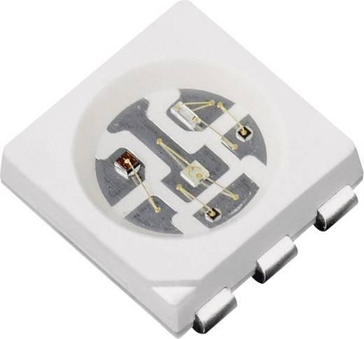 Leistungsstarke RGB-LED im PLCC 6 Gehäuse