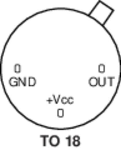 Temperatursensor 160-30 (TO 18) -45 bis +130 °C TO-18 radial bedrahtet