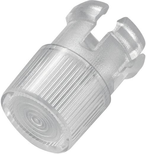 Leuchtkappe Transparent Passend für LED 5 mm EDK-1A-PCW