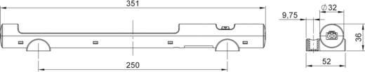 Maschinen-LED-Leuchte Finder 7L.11.8.230.0005 Tageslicht-Weiß 5 W 400 lm 120 ° 230 V/AC (L x B x H) 351 x 52 x 36 mm