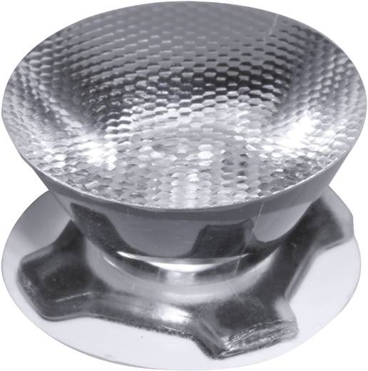 LED-Optik Klar, Geriffelt Transparent 28 ° Anzahl LEDs (max.): 1 Für LED: Seoul Semiconductor® Z5 Ledil CA11265_HEIDI-M