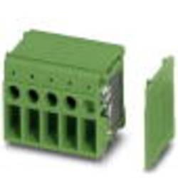Skrutkovacia svorka Phoenix Contact FRONT 4-H-6,35-4 1703306, 6 mm², Pólov 4, 10 ks