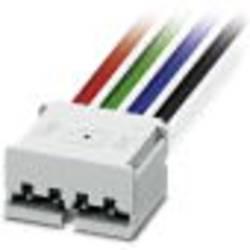 Prepojovací mostík Phoenix Contact PTF 0,3/ 4-WB-8-H 1707561, pólů 2, rozteč 1.8 mm, 20 ks