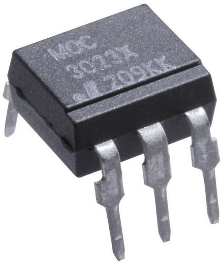Optokoppler Triac Isocom Components MOC3023X DIP-6 Triac AC, DC