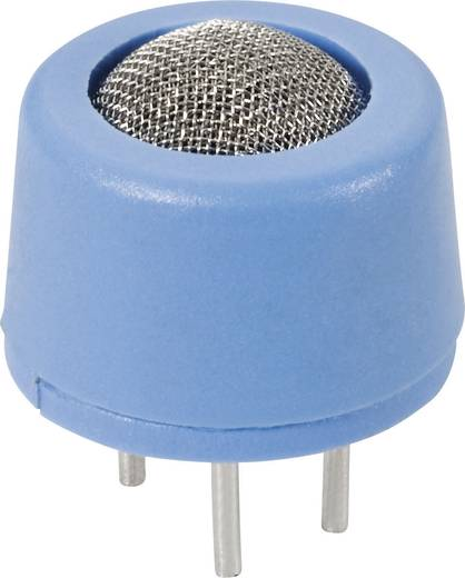Gas-Sensor MC105 Passend für Gase: Erdgas, LPG (Autogas), Kohlengas, Alkan, Benzin, Alkohol, Keton, Benzol (Ø x H) 12.2